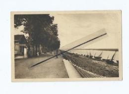 CPA - Saint Valéry Sur Somme - La Digue - Saint Valery Sur Somme