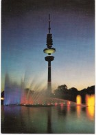 CP568 - Postcard - Hambourg, Fernsehturm - Blankenese