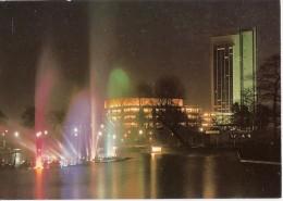 CP568 - Postcard - Hambourg, IGA73 Exposition Internationale D'horticulture - Blankenese