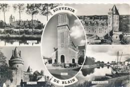 CPSM 44 BLAIN Souvenir De - Blain