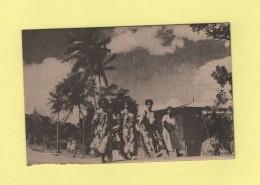Nouvelles Hebrides - Jeunes Filles De Port Vila - Vanuatu