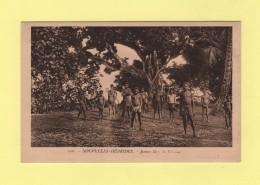 Nouvelles Hebrides - Jeunes Boys De Paouma - Vanuatu