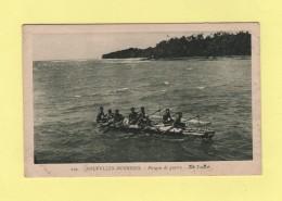 Nouvelles Hebrides - Pirogue De Guerre - Ilot Toman - Vanuatu