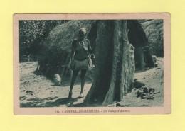 Nouvelles Hebrides - Un Village D Ambrym - Vanuatu