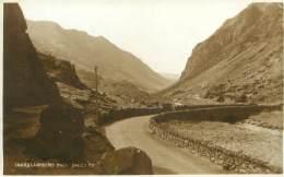 LLANBERIS Pass - Caernarvonshire