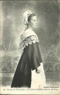 ILE AUX MOINES - Costume De Fête (profil)                                       -- Artaud Et Nozais 68 - Ile Aux Moines