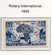 AOF YT 53 XX/MNH - A.O.F. (1934-1959)