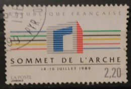 FRANCIA 1989. USADO - USED. - Francia