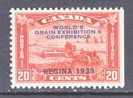 CANADA  203   *  WORLD  GRAIN  EXPO - 1911-1935 Reign Of George V