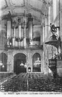 Brest - Les Grandes Orgues Et La Chaire à Précher - Thème Orgue Organ Orgel Organiste Organist - Brest