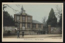 Voves Ecole De Garçons - France