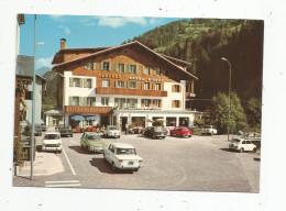 Cp , Hôtels & Restaurants , Automobiles , S. MARIA DELLE GRAZIE , Albergo SASSO BIANCO , Italie , écrite - Hotels & Restaurants