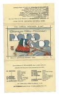 Illustrateur - Geo FOURRIER - Série PAOTRED MOR - Pochette Vide - Fourrier, G.