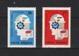 1969  -  COLLOBORATION INTEREUROPEENNE  MI No  2764/2765 Et Yv No 2461/2462 - 1948-.... Republiken