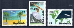 Barbuda - 1986 - Appearance Of Halley's Comet (1st Issue) - MNH - Antigua Et Barbuda (1981-...)