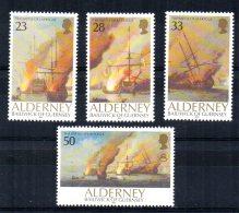 Alderney - 1992 - 300th Anniversary Of Battle Of La Hogue - MNH - Alderney
