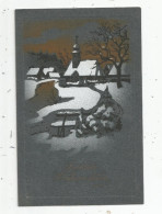G-I-E , Cp , NOEL , FROHLICHE WEIHNACTEN , écrite 1912 - Noël