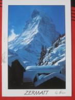 Zermatt (VS) - Matterhorn Winter - VS Valais