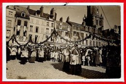 62 - BOULOGNE Sur MER --  Carte Photo - RARE - Boulogne Sur Mer