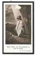 N54. M.C. JANSSEN  Echtg.  W. GEBELS  -  °BEECK  1851  /  +BEECK 1920 - Devotion Images