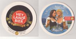 Heyland`s Brauerei  Aschaffenburg , Bier - A Weizen Dat Mi Reizen - DLG 2005 - Sotto-boccale