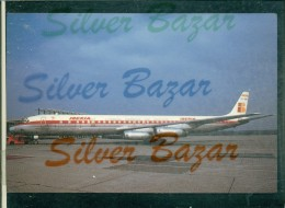 DOUGLAS DC-8-63CF- COMPAGNIA AEREA IBERIA EWC-BMZ - 1946-....: Era Moderna