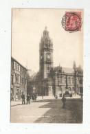 G-I-E , Cp , ROYAUME UNI , ANGLETERRE , SHEFFIELD , Town Hall , Voyagée 1908 , R. Tuck , N° 2132 - Sheffield
