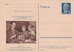 DDR ENTIER POSTAL - Postcards - Mint