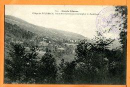 CAL1170, Goldbach, Route De L'artmannswillerkopf Et Dudelkopf, 713, Circulée 1915 - Dannemarie