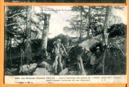 CAL1171, Grande Guerre 1914-15, Viel Armand, Chasseurs Victorieux, Chasseur, 566, Circulée 1915 - Dannemarie