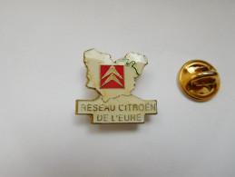 Auto Citroën , Réseau De L' Eure , Département - Citroën