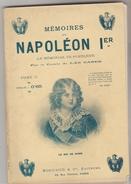 OUVRAGE COMTE DE LAS CASES  96 PAGES - Mémoires Napoléon 1er Mémorial De Sainte Hélène Tome 2 - Politique