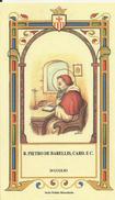 SANTINO SERIE ORDINE MERCEDARIO N.262 B. PIETRO DE BARELLIS CARD E C. FESTA IL 24 LUGLIO - Images Religieuses