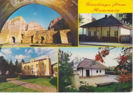 Neamt Citadelle Fortress History And Ethnography Museum - Unused,perfect Shape - Monuments
