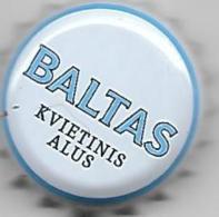 302 / LITUANIE / CAPSULE BIERE BALTAS - Bière