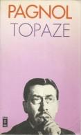 TOPAZE / MARCEL PAGNOL / FERNANDEL - PRESSES POCKET 1294 - Theater