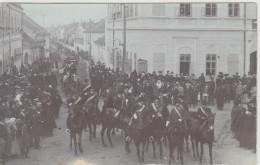 Romania - Orastie - Parada 1906 - Carriage - Roumanie