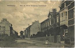 Welkenraedt NA3: Rue De L'Ecole Et Maison Communale - Welkenraedt