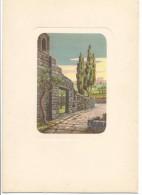 R1994 Jerusalem Gerusalemme - Luogo Del Getsemani - Illustrazione Illustration Dandolo Bellini - Israele