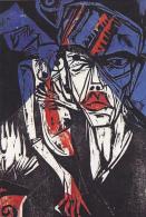 #BV1834   MODERN PAINTING, ,  C.P.A. EPOCH REPRINT. - Kirchner, Raphael
