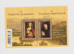 2010 - BLOC FEUILLET - Les Primitifs Flamands - N° YT : F4525 - Blocs & Feuillets