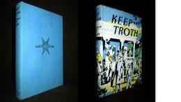 «KEEP TROTH» Florence M. KNIGHT 1st Edition PICKERING & INGLIS 1951 + Jacket ! - Romans