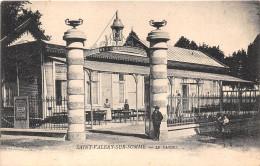 80-SAINT-VALERY-SUR-SOMME - LE CASINO - Saint Valery Sur Somme