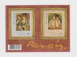 2009 - BLOC FEUILLET - Pierre-Auguste RENOIR (1841-1919) - N° YT : F4406 - Blocs & Feuillets