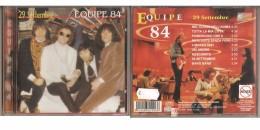 EQUIPE 84 29 SETTEMBRE CD FUORI CATALOGO 1998 NM - Music & Instruments