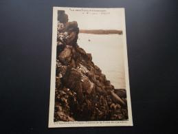 ERQUY Falaise De La Pointe Des Carrières  Années 1930/40 - Erquy