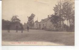 Luçay Le Male, Avenue De La Gare - Non Classificati