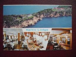 CANADA / NOVA SCOTIA / CAPE BRETON / KELTIC LODGE / 1970 - Cape Breton