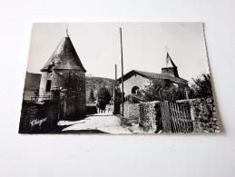 Carte Postale Ancienne : SAINT-LEGER LA MONTAGNE : Entrée Du Bourg - Andere Gemeenten