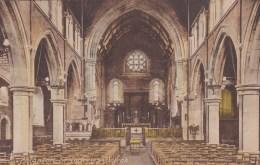 PAIGNTON - ST ANDREWS CHURCH INTERIOR - Paignton
